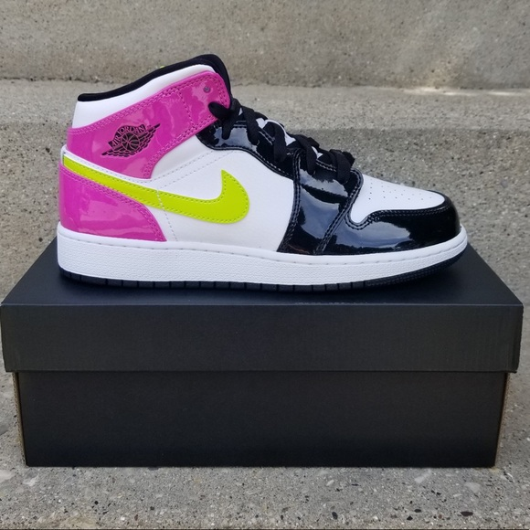 Nike Air Jordan Mid Poolside 6y Womens